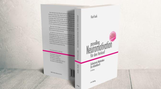 """2. Auflage: Buch """"psyselling – Neuromotivation für den Verkauf"""""""
